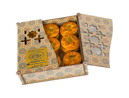 نان خرمایی(جعبه چوبی)