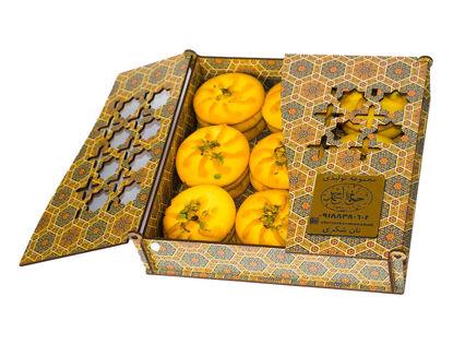 نان شکری (جعبه چوبی)